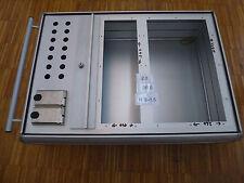Schaltschrank L/B/T 800/580/230mm Alu-Gehäuse für Bedienterminal/Bildschirm s.u.