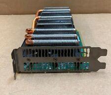 NVIDIA Tesla K20X 6GB GDDR5 PCIe 2.0 x 16 900-22081-0430-000  with rear support