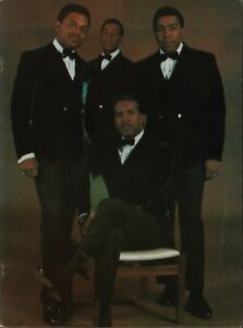 THE-FOUR-TOPS-1967-REACH-OUT-TOUR-CONCERT-PROGRAM-BOOK-LEVI-STUBBS-NMT-2-MNT