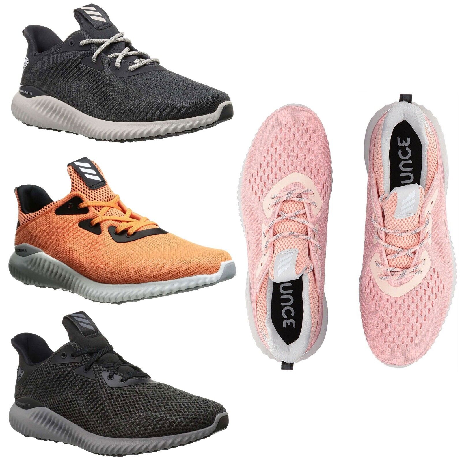 Adidas Women Sneakers NEW Alphabounce 1 W Running Traning shoes colors & Sizes