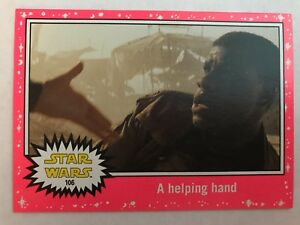2015 Star Wars Journey To The Force Awakens Silver #12 Rematch with Dooku Topps
