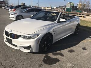 2016 BMW M4 premium package with M sport exhaust