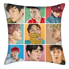 EXO KPOP PILLOW CUSHIONS EX'ACT EXACT LUCKY ONE MONSTER DPW665