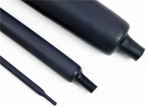 Revotec-Heat-Shrink-6-gt-2mm-x-1000mm-4-x-lengths-of-250mm-HS6