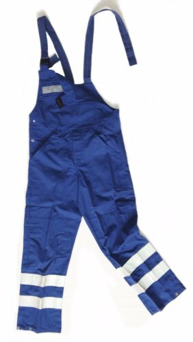 Arbeitshose Arbeitslatzhose Latzhose Berufshose Warnschutzkleidung Übergröße 64