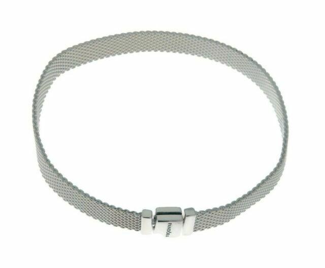 Authentic Pandora 597712sterling Silver Hero Reflexions Bracelet Size 18cm 2235 For Sale Online Ebay