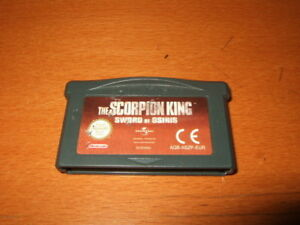 The-Scorpion-King-Sword-of-Osiris-fuer-GBA-Advance