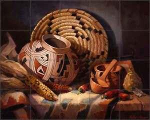 Ceramic-Tile-Mural-Backsplash-Johnston-Southwest-Pottery-Art-RW-MJA002