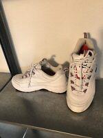 Sneakers, str. 38,5, Fila, Hvid, Næsten som ny