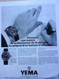 page-de-publicite-MONTRES-YEMA-en-1968-ref-65975