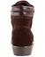 thumbnail 3 - NEW Lauren Ralph Lauren Women's Mikelle Bootie Boots Dark Chocolate $139