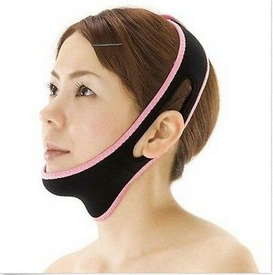 New Anti Wrinkle Face Cheek Lift Up Chin Slim Mask Belt V-Line Slimming Strap-6A