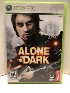 Alone in the Dark FREE SHIPPING (Xbox 360, 2008) Complete