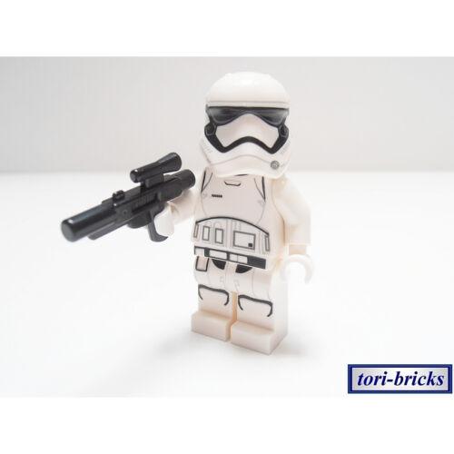 Lego Star Wars Figur First Order Stormtrooper mit Blaster »NEU« aus 75139