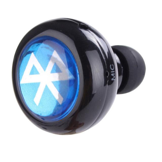 portable Bluetooth Earphones MiNi In-Ear Headphones Wireless Microphone Earpiece