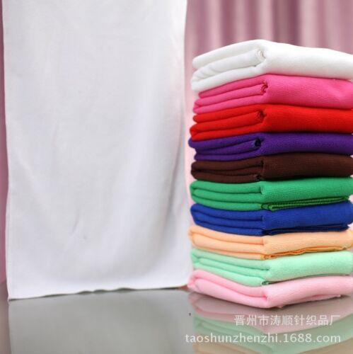 Auto Car Towel Quick-Dry Microfiber Towels Sports Beach Swim Travel Camping Soft