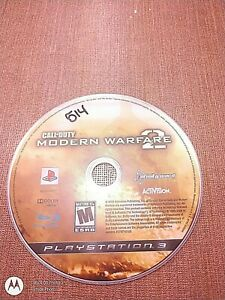 Sony-PlayStation-3-PS3-Disc-Only-Call-of-Duty-Modern-Warfare-2-MW2