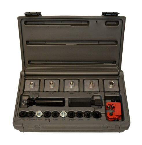 Professional Brake Flaring Tool Kit 165Master Inline Double Single Auto Mechanic