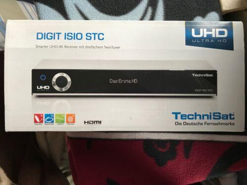 1 von 1 - TechniSat Digit Isio STC silber (0101/4757)