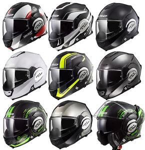 LS2-FF399-VALIANT-MODULAR-FLIP-FRONT-FULL-FACE-MOTORCYCLE-MOTORBIKE-CRASH-HELMET