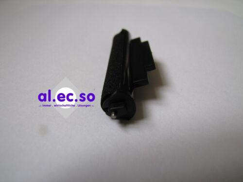 langlebig sehr Farbintensiv Farbrolle für Seiko IR 72 schwarz druckend robust