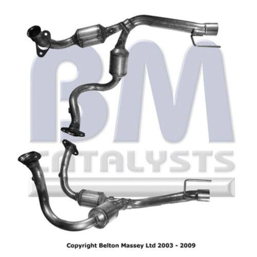 Ajuste con Chrysler Grand Cherokee 4.7i V8 5//99-3//05 9 de Escape Convertidor Catalítico