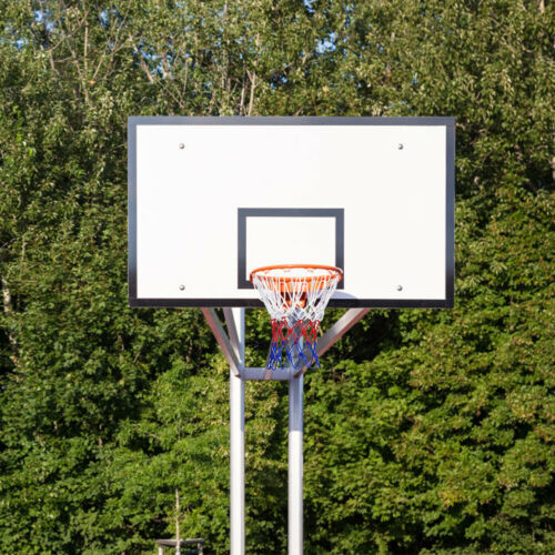 UK Replacement Wall Mounted Basketball Hoop Net Ring Home Outdoor Hanging 50cm