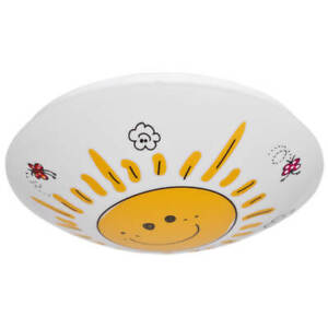 Deckenleuchte Sunny Sonnenmotiv Kinderlampe Deckenlampe Kinderzimmer Lampe E27