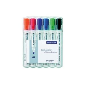 STAEDTLER-Lumocolor-Whiteboardmarker-6St