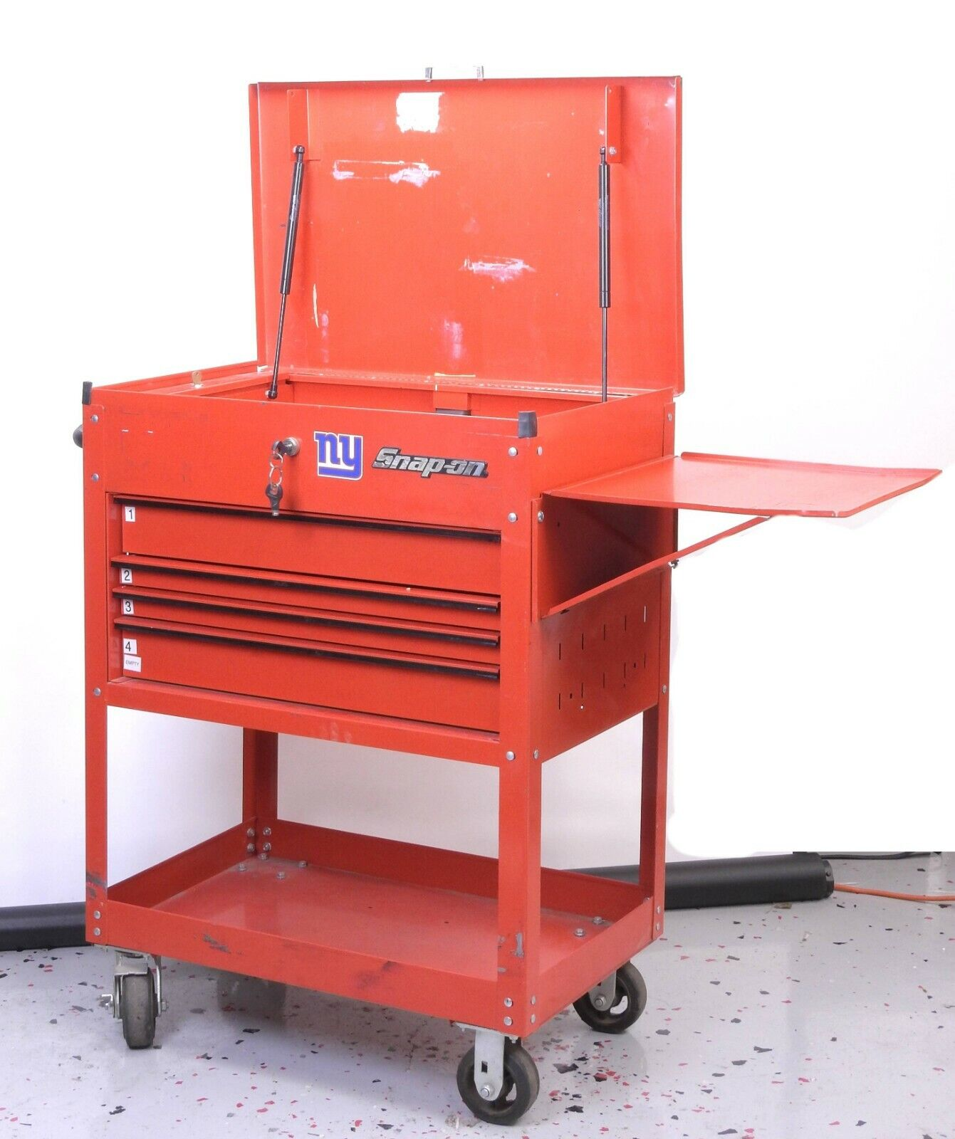 Snap-on Roll Cart