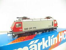 MÄRKLIN 3323 E-LOK SERIE Re 4/4 ROT/GRAU der SBB   JL73