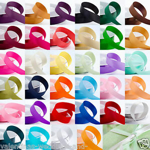 Double-Sided-Satin-Ribbon-Cut-Lengths-3mm-6mm-10mm-16mm-25mm-38mm-Best-Quality