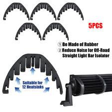 50 52 inch Off Road LED Light Bar Silencers Vibration Dampeners Rubber Isolators