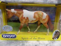 Breyer * Chance * 701735 Mid-States Pinto Zippo Pine Bar Traditional Model Horse