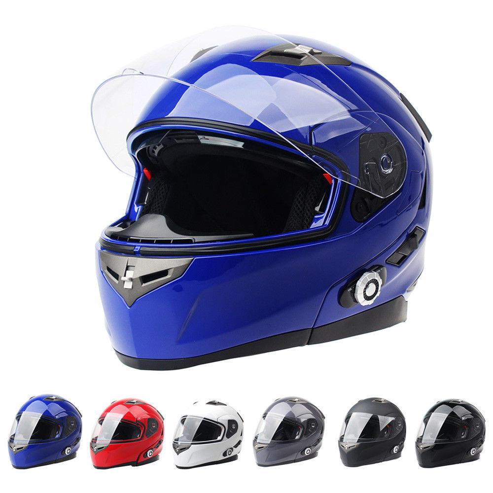 2019 BT Integrated Modular  Helmet Flip Up Full face Motorcycle Dual Visor Helmet  sell like hot cakes