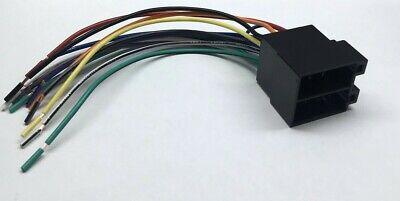 PETERBILT SEMI Trucks Car Stereo ISO-DIN Wiring Harness Plug and Play