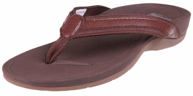 Comforthotics® Women's Jasmine Sandal Comfort Flip Flop Orthotic Gel Support