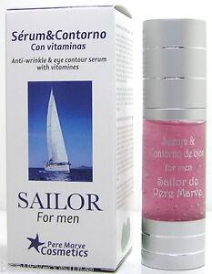 Aloe Vera Anti-wrinkle Serum Pere Marve Sailor for Men  35 ml