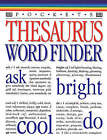 Pocket Thesaurus by Dorling Kindersley Ltd (Paperback, 1998)