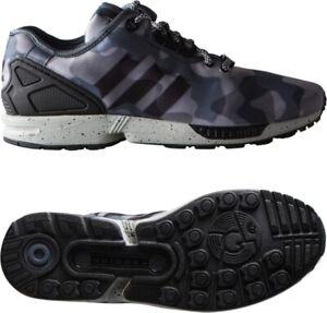 Details about nib~Adidas ZX FLUX DECON CAMO Running 8000 TORSION superstar gym Shoe~Mens sz 12