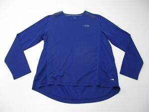C9 Champion Purple Cool Wicking Long Sleeve Soft Touch T-shirt S L XL XXL