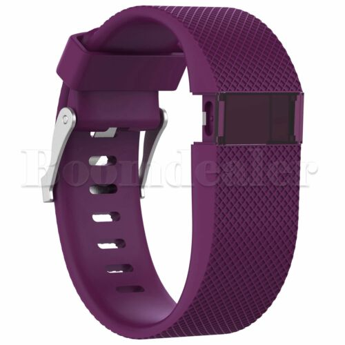 Replacement Silicone Wrist Strap Bracelet For Fitbit Charge HR Activity Tracker