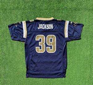 Details about Steven Jackson St. Louis Rams Replica Jersey by Reebok Sz Youth XL/Men's Small