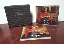 Marzotto Opera - Puccini La Boheme, Von Karajan German Import Double CD Box Set