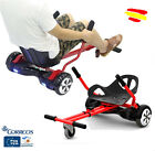 Covierte tu PATIN ELECTRICO en un KART Scooter Hoverboard Accesorio con asiento