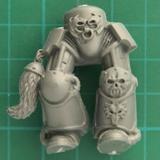 Space Wolves Marines Wolf Guard Terminators Beine Warhammer 40K Bitz 3151