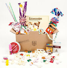 Westpaket - BRD Süßigkeiten Geschenkbox / Geburtstag Weihnachten Geschenk NEU