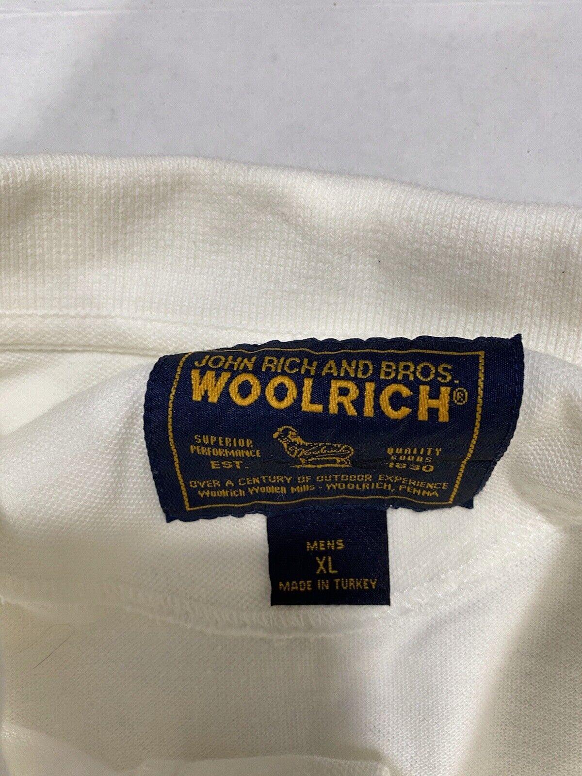 Vintage Woolrich John Rich & Bros Woolrich Polo W… - image 3