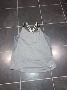 nike just do it Ladies Sports Vest Size S