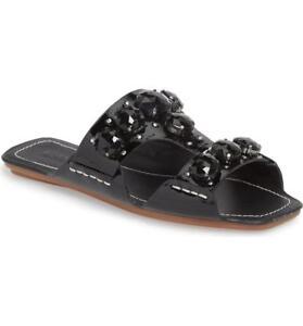 Uk Womens Sandals Bnib Topshop 5 Black Fascinate xg4wPaqgz
